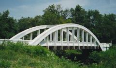 انواع پل های فلزی