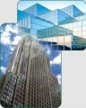 شیشه های ساختمانی