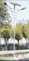 چراغ خیابانی  LED  خورشیدی مدل سروش