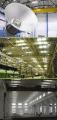 چراغ صنعتی   LED   مدل آذر ۱،۲