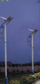 چراغ خیابانی   LED  خورشیدی مدل آذر ۱،۲
