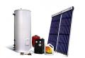 سیستم گرمایش خورشیدی با مخزن مجزا