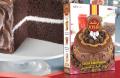 پودر کیک کاکائویی