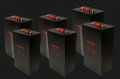 باتری های خورشیدی