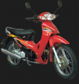 موتور سیکلت کبیر سوپر ١٢٥