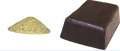 شکلات هاما با مغز کنجدی