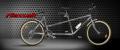دوچرخه دونفره آساک