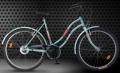 دوچرخه شهری میترا
