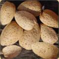 بادام سنگی پوست دار