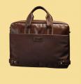 کیف اداری زنانه چرم طبیعی (گاوی) کد  LZ10