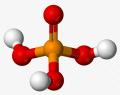 Acids and organic salts