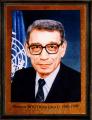 ششمین دبیر کل سازمان ملل
