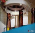 ماشین تشخیص اجرام خارجی در بطری