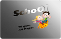 School Paper +We® School Series