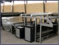 ماشین شیرینگ فرش ماشینی- مدل CPS IV D 4400 mm