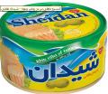 كنسرو ماهی تن در روغن زيتون - شيدان طلايی