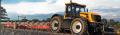 تراکتورهای مدرن کشاورزی
