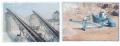 انواع نوار نقاله شامل نوارهاي لوله اي  ناوداني و .... در عرض وطولهاي مختلف