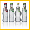 Water treatment units for production of carbonated beverages