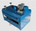 The equipment for manufacture of a tile