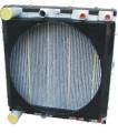 پکیج چهار گانه رادیاتور های آب، روغن، هوا  و روغن   HL115
