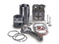 Spare parts for road-building equipment