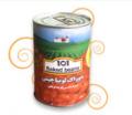 خوراک لوبیا چیتی 101