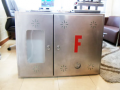 Fire boxes for sand