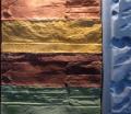 سیمان بنایی رنگی