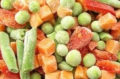 سبزیجات منجمد