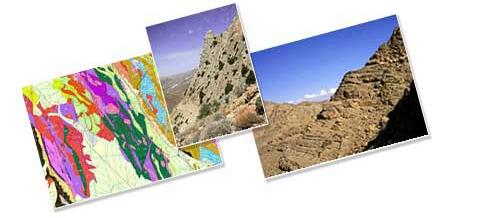 سفارش نقشه های زمین شناسی منطقه ای