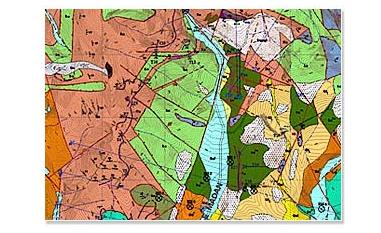 سفارش نقشه های زمین شناسی محلی