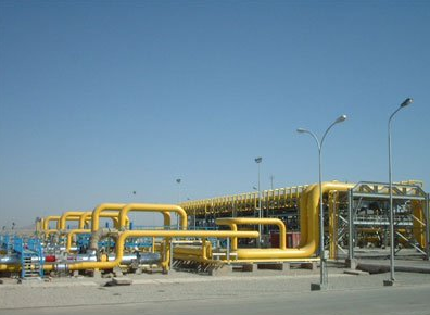 سفارش Four gas compressor stations of IGATIV