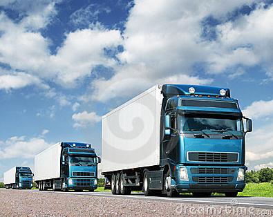 سفارش حمل و نقل زمینی