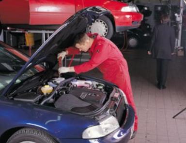 سفارش تعمیر خودرو