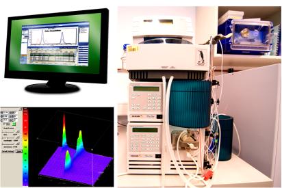 سفارش HPLC شناسایی و اندازه گیری انواع ترکیبات با استفاده از