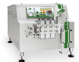 سفارش انواع هموژنایزر های صنعتی و آزمایشگاهی FBF ITALY