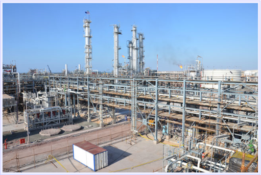 سفارش طرح جمع آوری گازهای همراه و استحصال میعانات گازی منطقه سیری