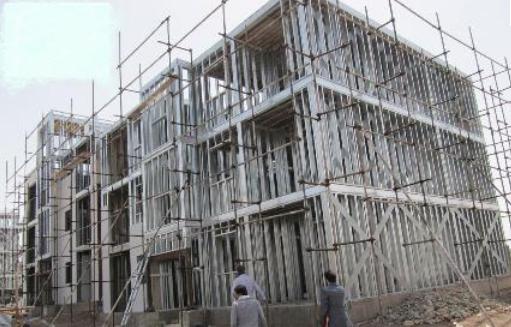 سفارش ساخت اسکلت ساختمان مسکوني و اداري
