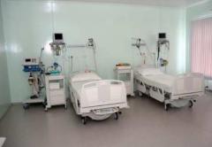 طراحی و تجهیز مراکز درمانی و بیمارستانی