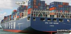 حمل و نقل دریائی و بنادر