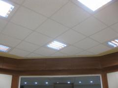 سقف کاذب مشبک - سقف کاذب 60×60