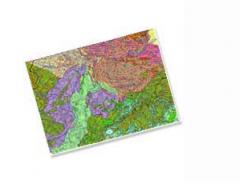 نقشه های زمین شناسی ناحیه ای
