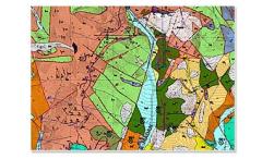 نقشه های زمین شناسی محلی