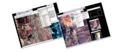تهیه و پردازش داده های تصاویر ماهواره ای
