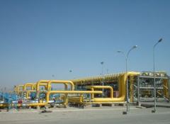 Four gas compressor stations of IGATIV