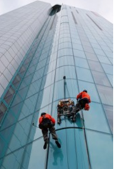 Ropeaccess .windows cleaning