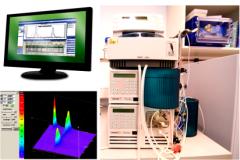 HPLC شناسایی و اندازه گیری انواع ترکیبات با استفاده از