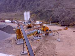 .سازنده انواع دستگاههای خردایش سنگ از طراحی پروژه تافونداسیون و ساخت  و نصب و راه اندازی دستگاهها و تابلوبرق -