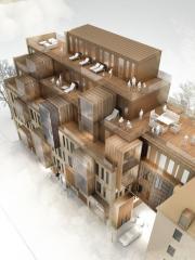 طراحی دکوراسیون داخلی ساختمان و نما